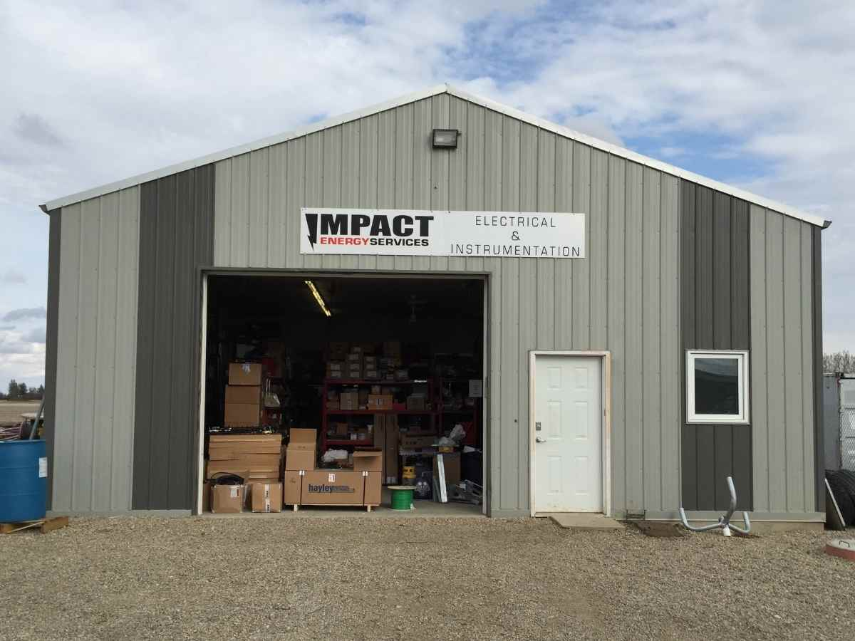 Early Days at Impact